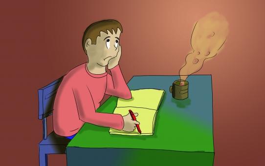Hikayesini bulamayan çocuk ek illustrasyonlar hazır...