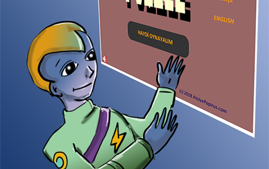 Çocuklar için basit android oyun