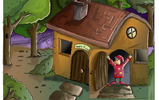 Peri Macerası  yayına girdi...(Fairy Adventure Game published...)
